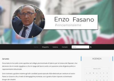 Deputato Vincenzo Fasano