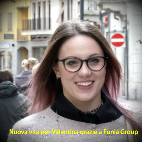 La scelta giusta di Valentina  la fonia e la connessione internet di FONIA GROUP