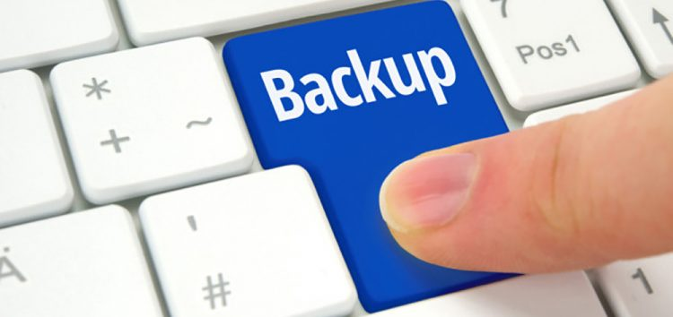 Backup, l'importanza di mettere i dati in sicurezza